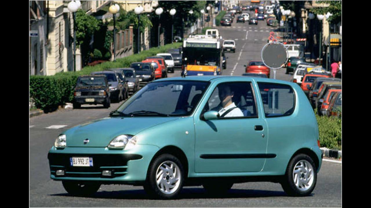 Fiat Seicento (bis 2007)