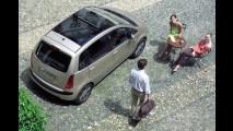 Lancia Musa: Neue Basis