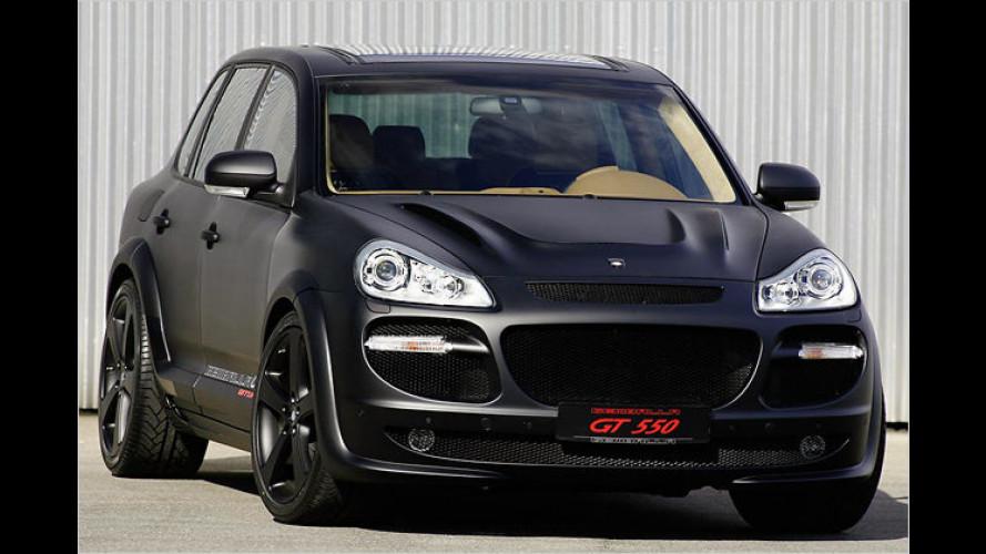Gemballa GT Aero 3: Mehr Pfeffer für den Porsche Cayenne