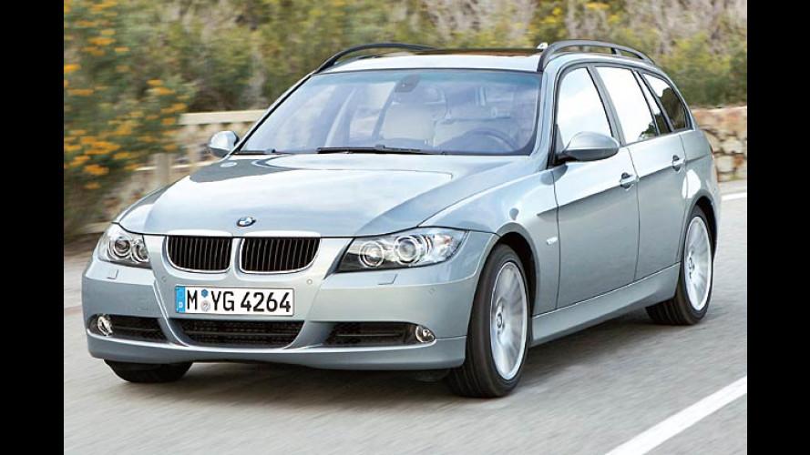 BMW erweitert Angebot: Kleine Vierzylinder für den Kombi
