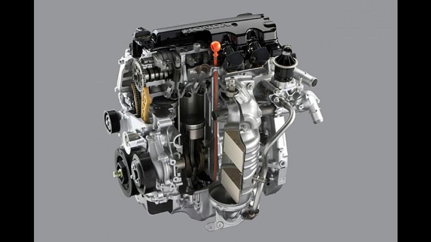 Hondas neuer 1,8-Liter-Motor mit intelligenter Ventilsteuerung