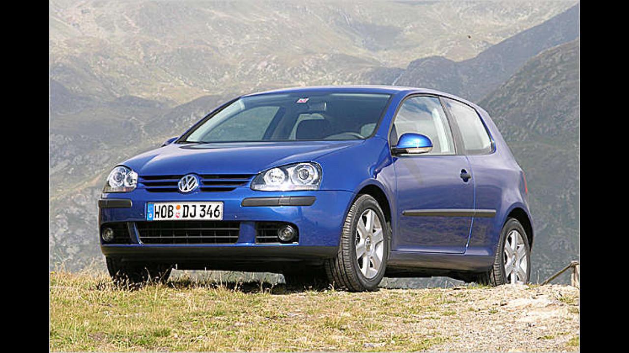 VW Golf 1.4 Trendline 3-türig
