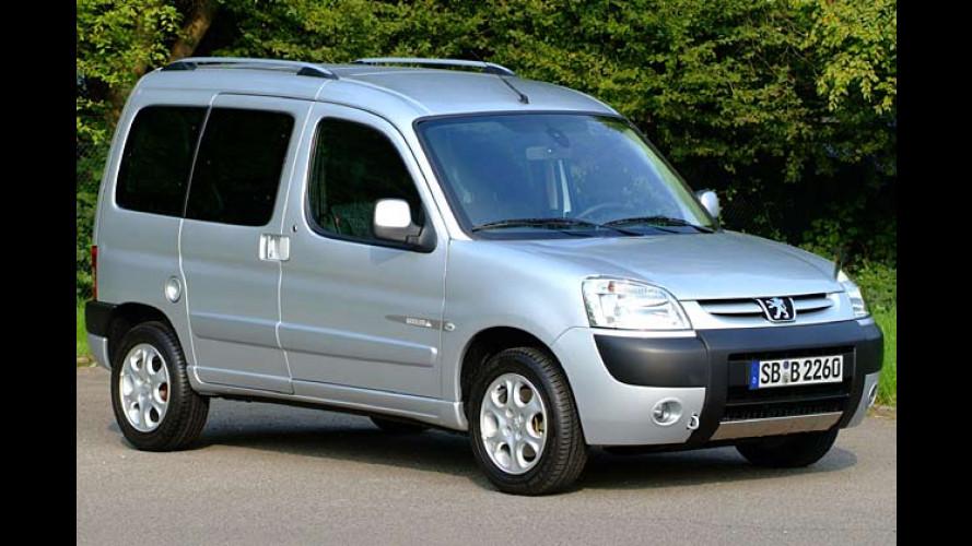 Neuer Peugeot Partner: Für Fahrer, Kinder und Partner