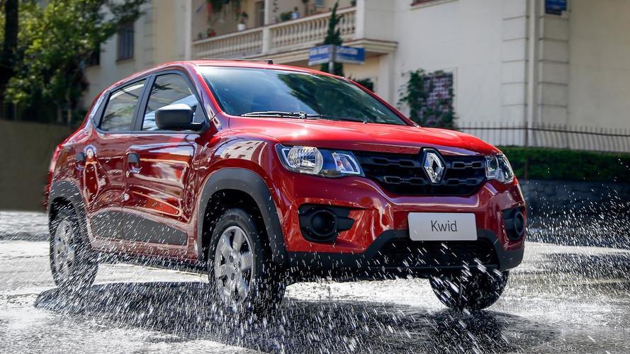 Quais são os carros mais baratos do Brasil?