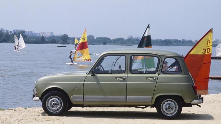 Renault 4, galería de fotos del clásico