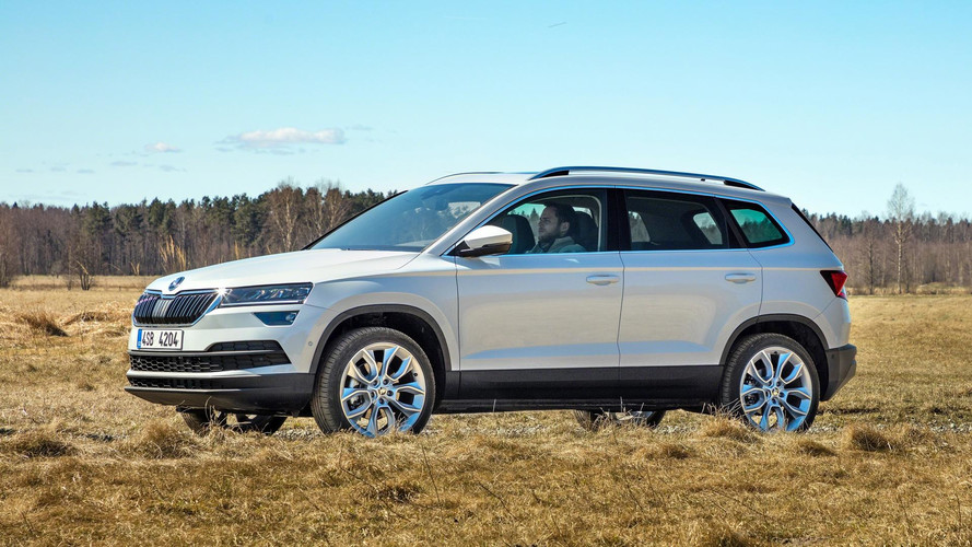 Skoda Karoq To Become VW Tharu In South America?