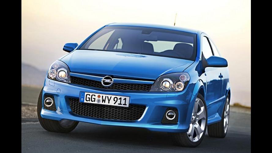 Opel prescht vor: Astra OPC feiert in Genf Premiere