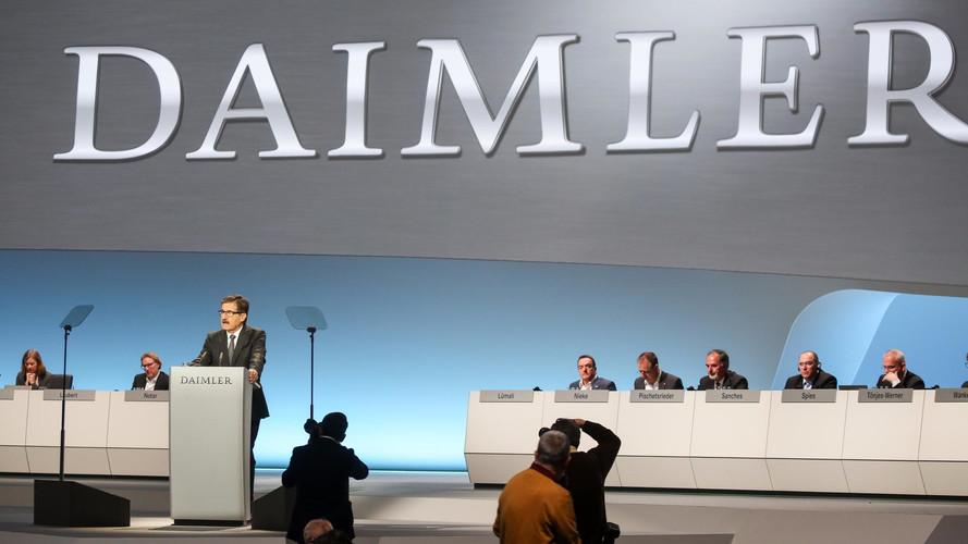 Dieselgate - Daimler aurait aussi triché