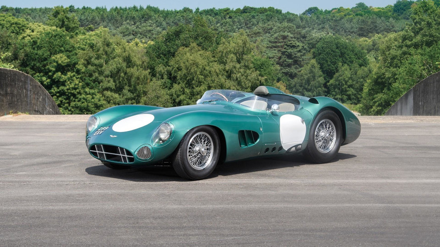 $22.6M Aston Martin DBR1 Becomes Most Expensive British Car Ever