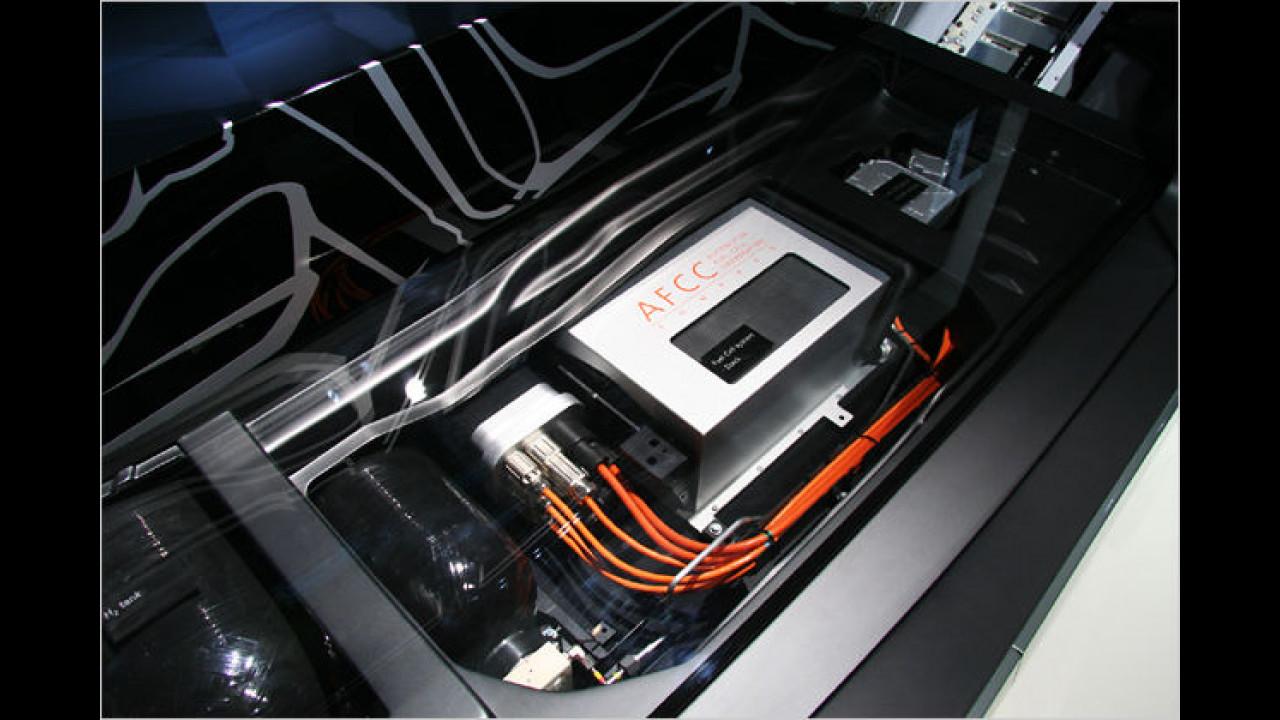 Mercedes Concept BlueZERO F-Cell