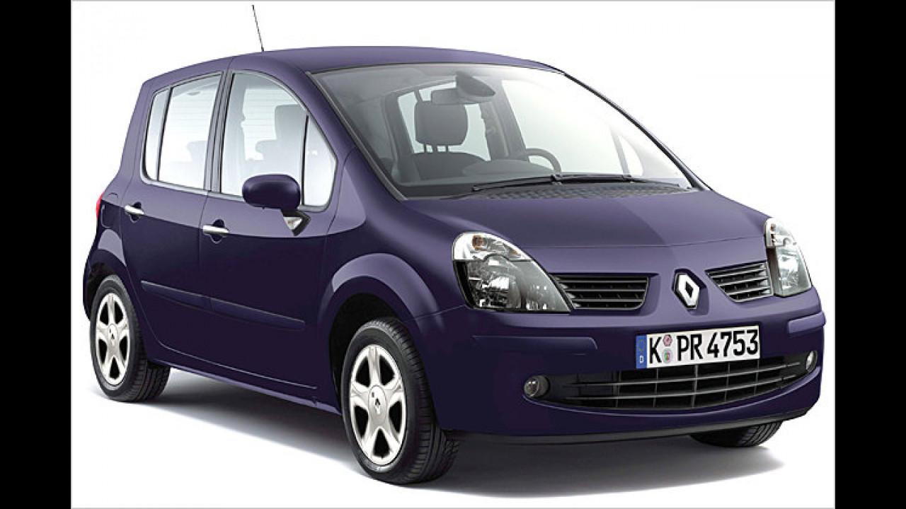 Renault Modus Exception