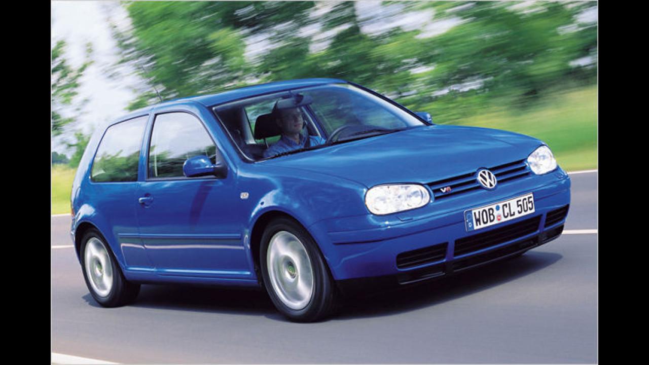 VW Golf IV V6 4Motion