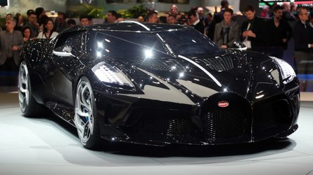 Bugatti La Voiture Noire debuts in Geneva: Most expensive new car ever
