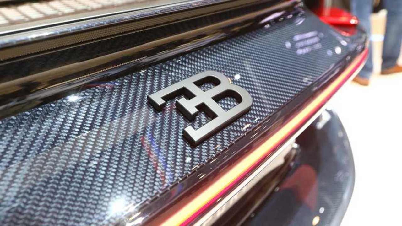 """Bugatti Chiron Sport """"110 years Bugatti"""""""