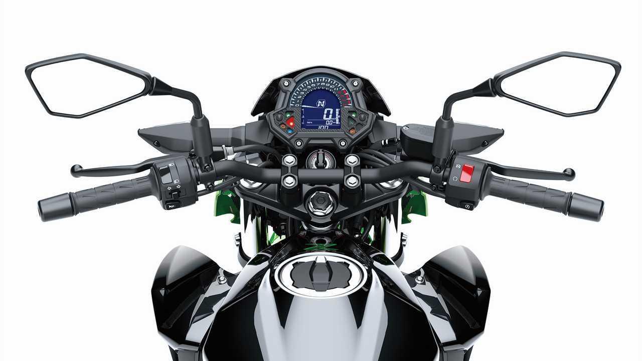 2019 Kawasaki Z400
