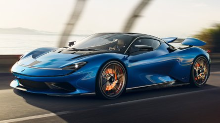 Pininfarina Battista revealed as most powerful Italian road car ever
