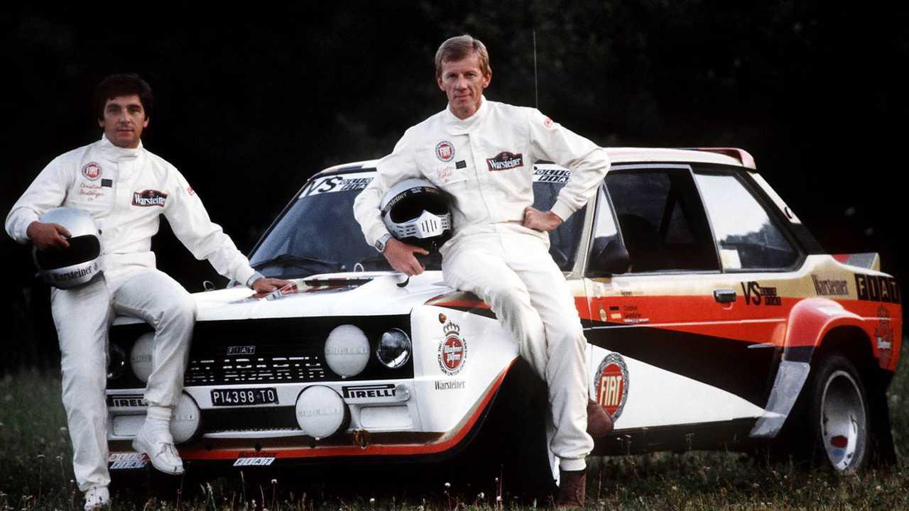 Fiat 131 Sport 2000/TC Walter Röhrl Edition