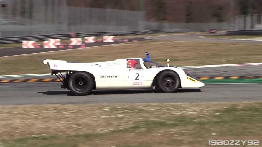 The Most Famous LeMans Car Ever Made, The Porsche 917