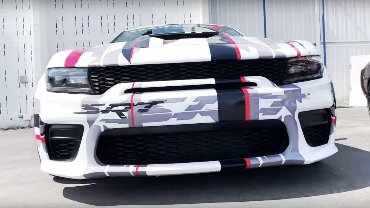 Dodge Charger Widebody-Konzept auf dem SoCal LX Spring Fest 14