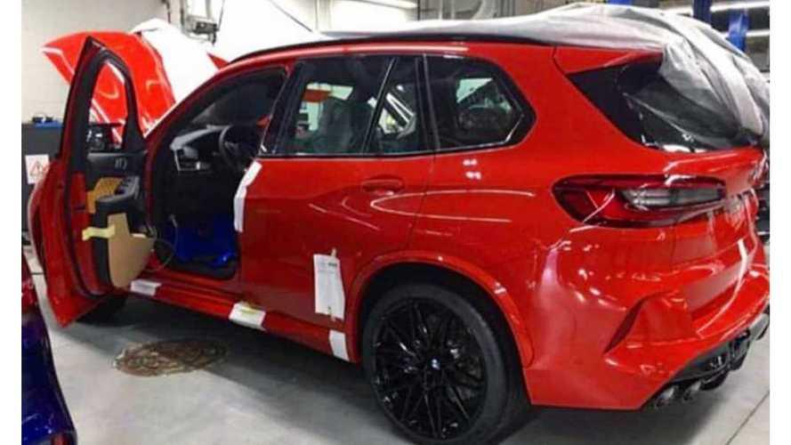 Voici les BMW X5 M et X6 M Competition !