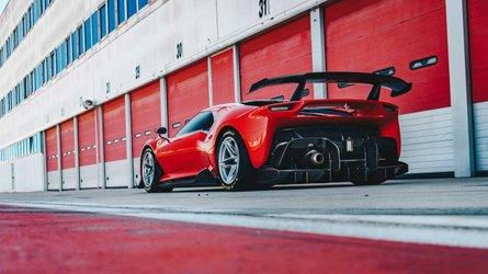 Ferrari P80/C: inspirado en los mejores 'corredores' de la marca