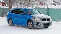 BMW X1 (2019): Erlkönig zeigt das Facelift