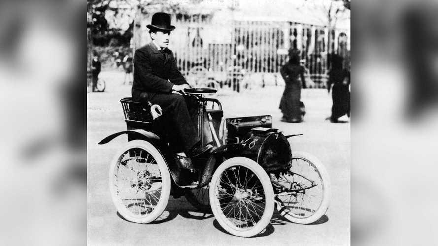 120 Jahre Renault Voiturette