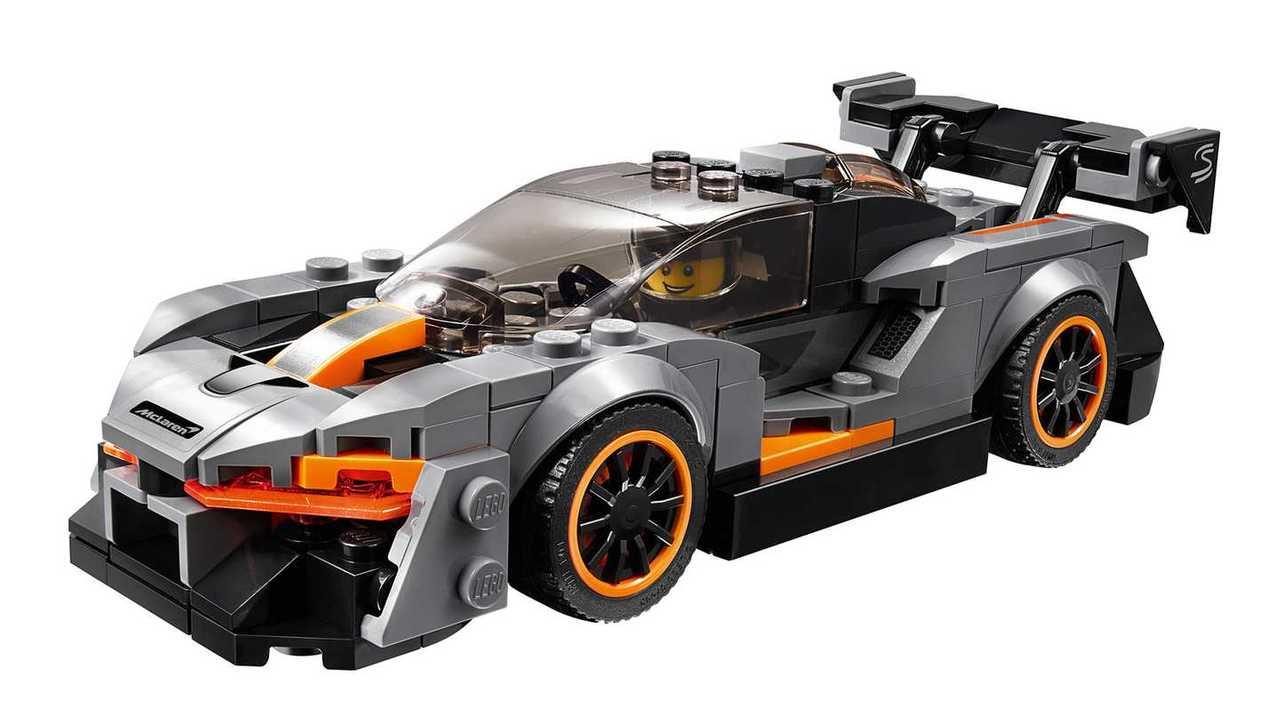 McLaren Senna LEGO Speed Champions Edition
