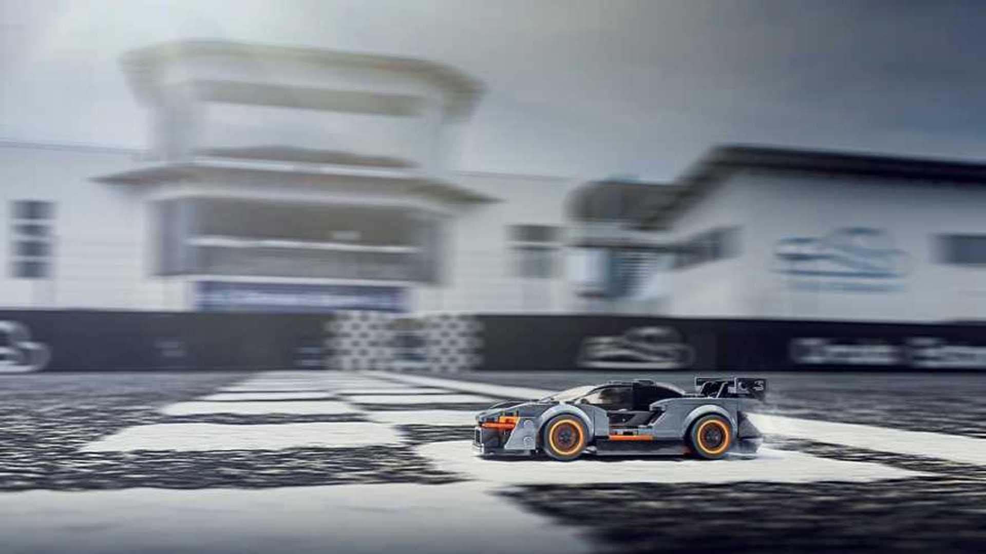 """[""""LEGO McLaren Senna""""]"""