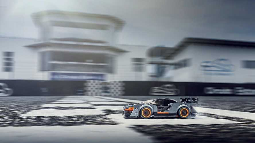 You Can Buy A McLaren Senna For Only $14.99 – Albeit In Lego Form