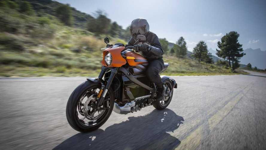 Harley-Davidson Finally, Finally Releases The Livewire
