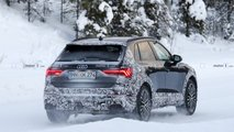 Photo espion Audi RS Q3 2020