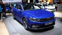 VW Passat facelift (Euro Spec) at the 2019 Geneva Motor Show