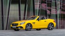 mercedes slc 2019 final edition