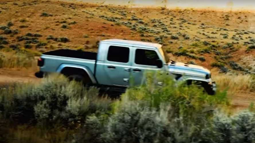 2020 Jeep Gladiator Testing Was Pretty Rough, New Ad Reveals