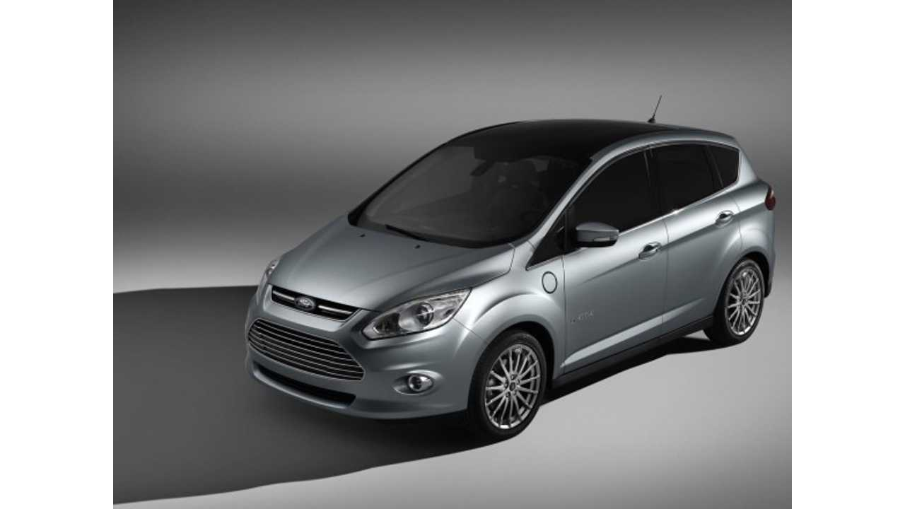 Ford Focus Electric And C Max Energi Hit With Recall For Door Chime That Doesn T