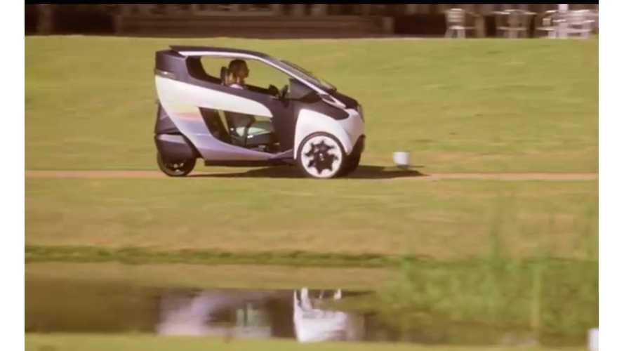 Toyota PR Department Keeps It Coming:  More i-Road Promo, More