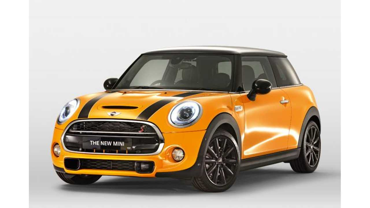 2015 Mini Cooper Gets Revealed - Plug-In Hybrid Version in the Works
