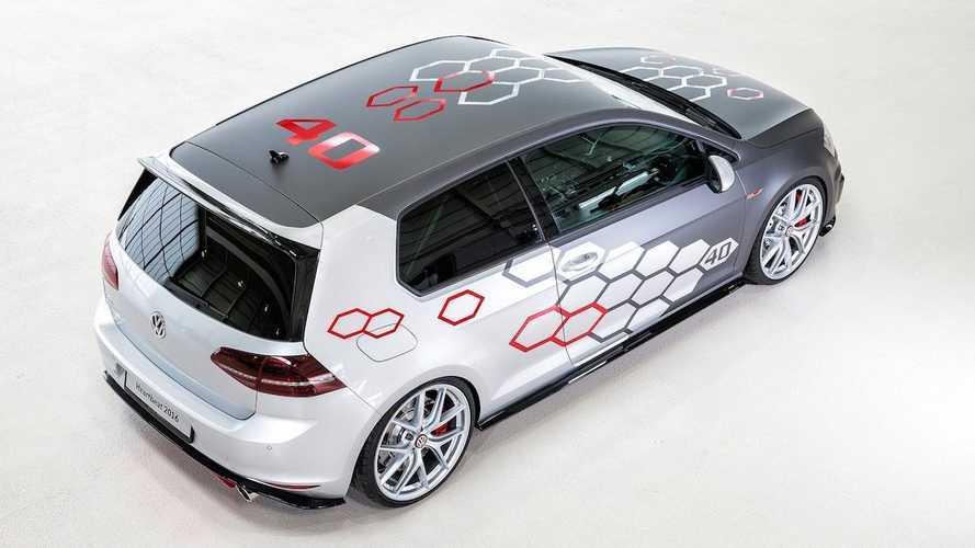 Volkswagen Golf GTI: 13 ediciones especiales y concept cars increíbles