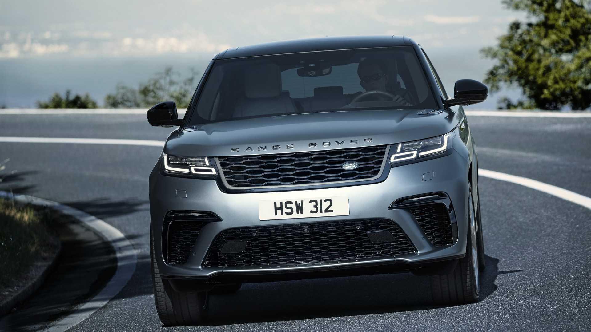 2020 Range Rover Velar Gets SVAutobiography Dynamic Trim >> Range Rover Velar Svautobiography Dynamic Edition Revealed