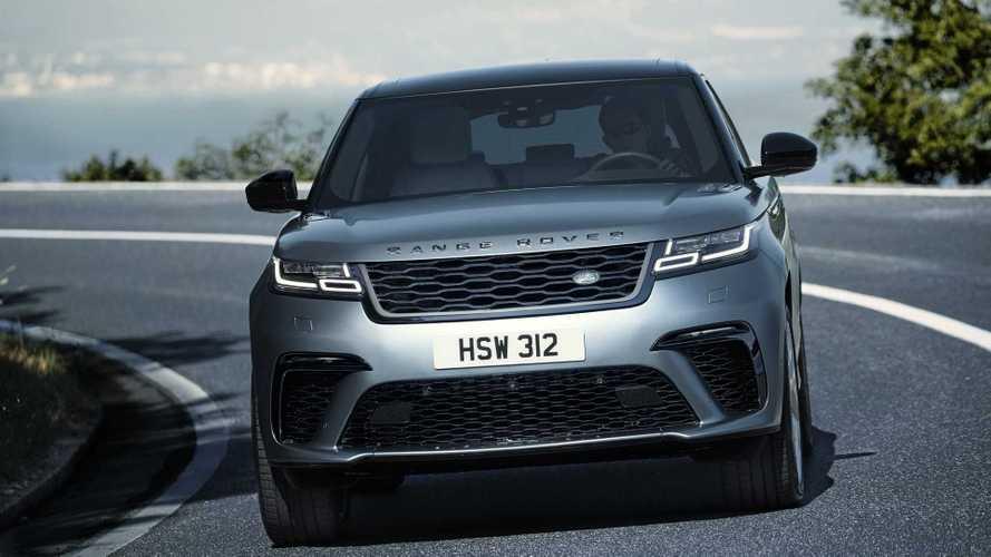 Range Rover Velar SVAutobiography de 550 cv chega em dezembro por R$ 565.000