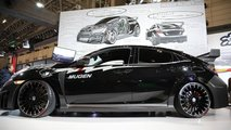 Honda Civic Type R Mugen RC20GT Package pre-production model