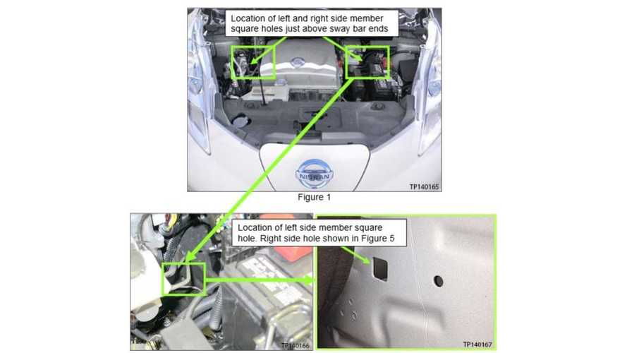 2014 Nissan LEAF Recall - Missing Spot Welds? Entire Vehicle Will Be Replaced Free Of Charge
