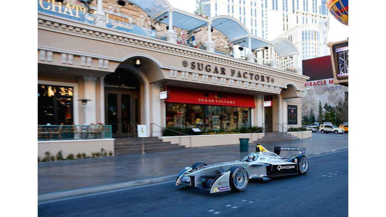 Formula E Holdings Raises 50 Million Euros In First Round of Financing