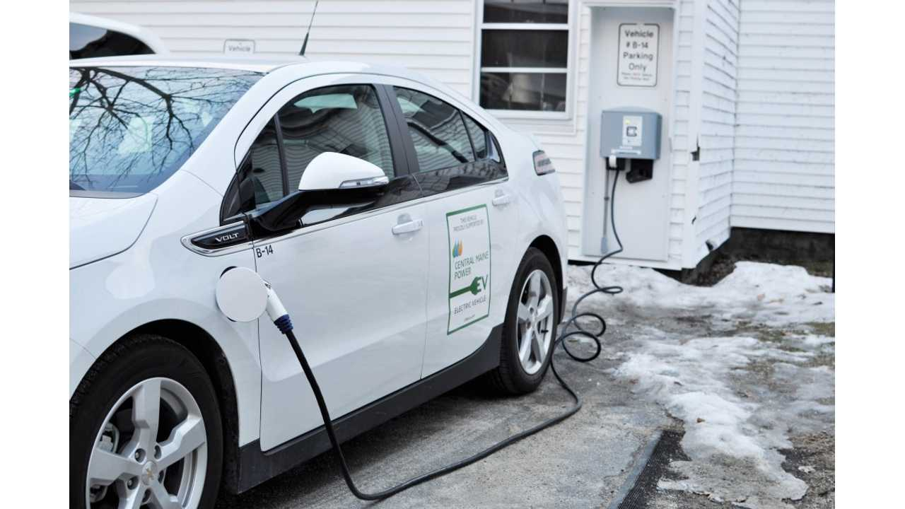Bowdoin College Adds Chevy Volt to Fleet - Up To 900 Individuals Will Get Access to Volt