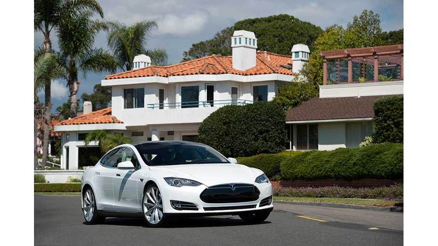 Edmunds: Tesla Model S Sales Are Booming in America's Wealthiest Zip Codes