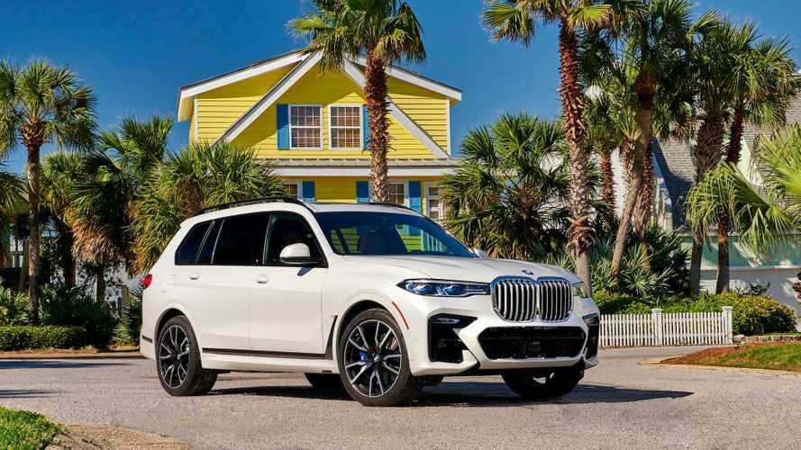 BMW X7 hidrojen desteği alabilir