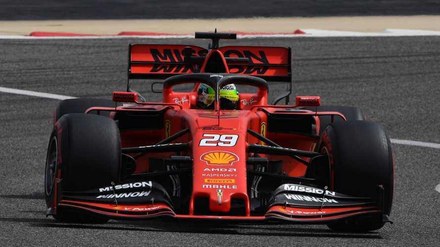 Test F1, Mick Schumacher secondo al debutto