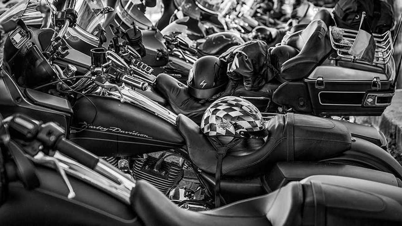 Harley-Davidson plant protests