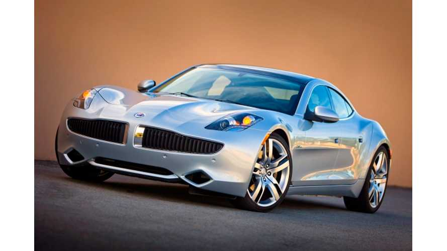 Fisker on the Hunt for Partner / Investor in China; Hires Consulting Group to Conserve Cash